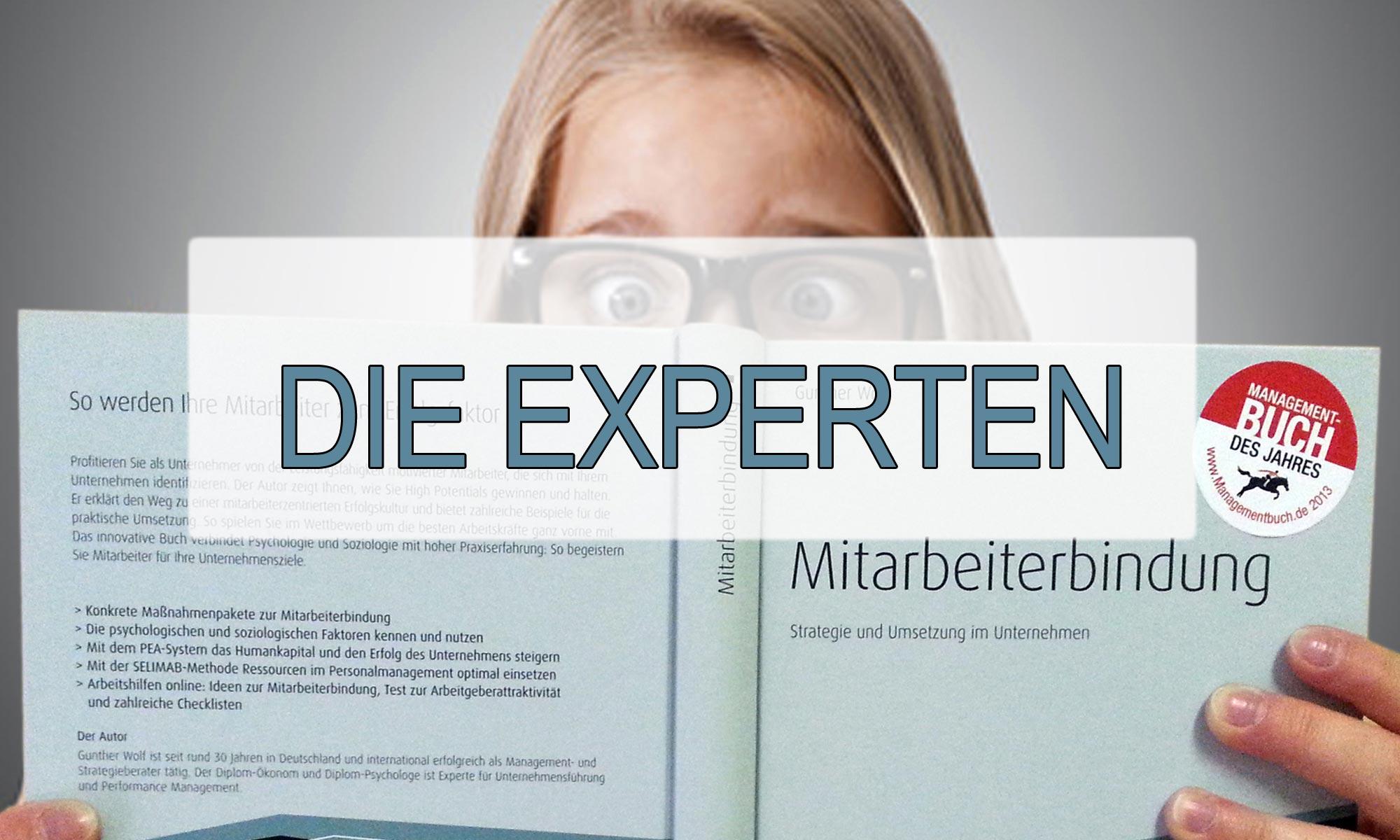 Experten Mitarbeiterbindung