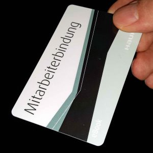 Mitarbeiter binden mit der Corporate Book Card: Doppeleffekt für das Commitment