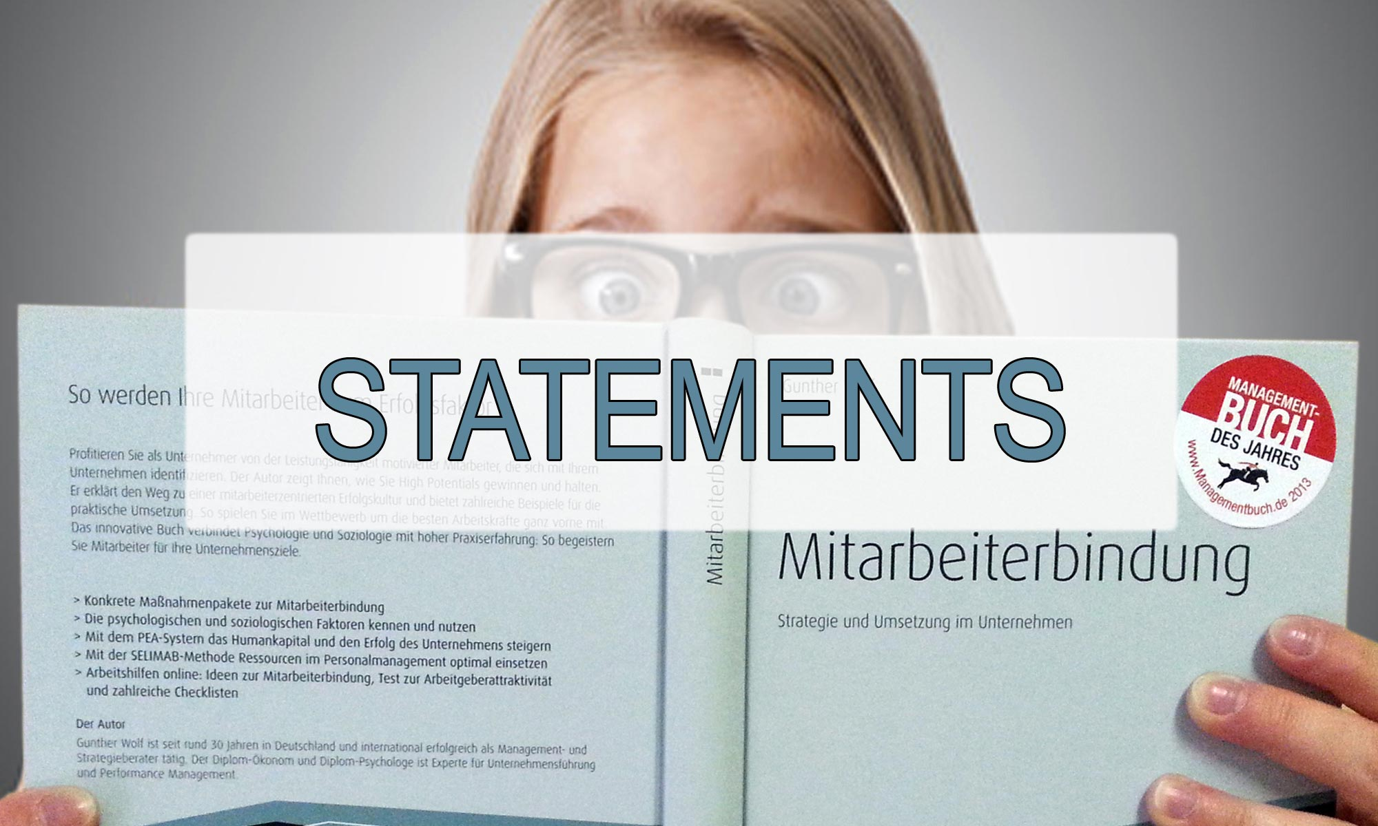 Statements Mitarbeiterbindung